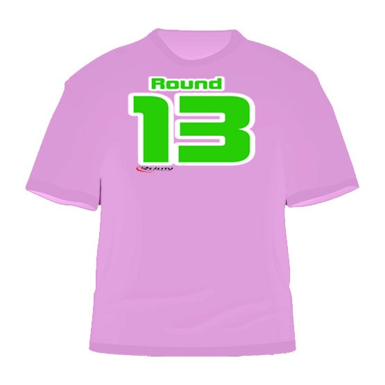 MMA Reality Fightwear Round 13 Shirt