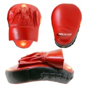 Red Reality Training Mitts