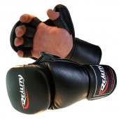 Black Reality Training Bag Gloves