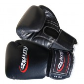 Black Reality Boxing Gloves