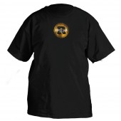 RINGSIDE CIRCLE R LOGO T- SHIRT