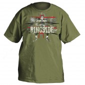 RINGSIDE BOXER ON STOOL T-SHIRT