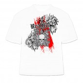 MMA Reality Fightwear Shield and Skull Shirt