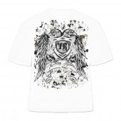 MMA Reality Fightwear Camo Eagle Shield Shirt