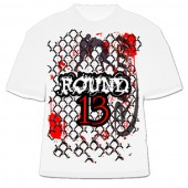 MMA Reality Fightwear Round 13 Cage Shirt (Men's)