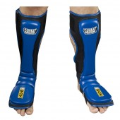COMBAT SPORTS GEL SHOCK MMA SLEEK SHIN GUARDS