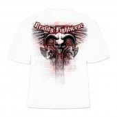 MMA Reality Fightwear Skull with Horns Shirt