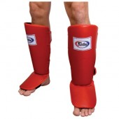 Fairtex Traditional Shin-Instep Guards